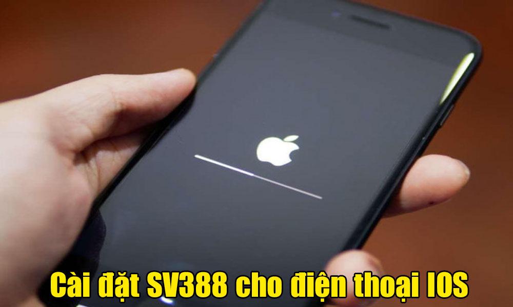 Cài đặt SV388 cho điện thoại IOS