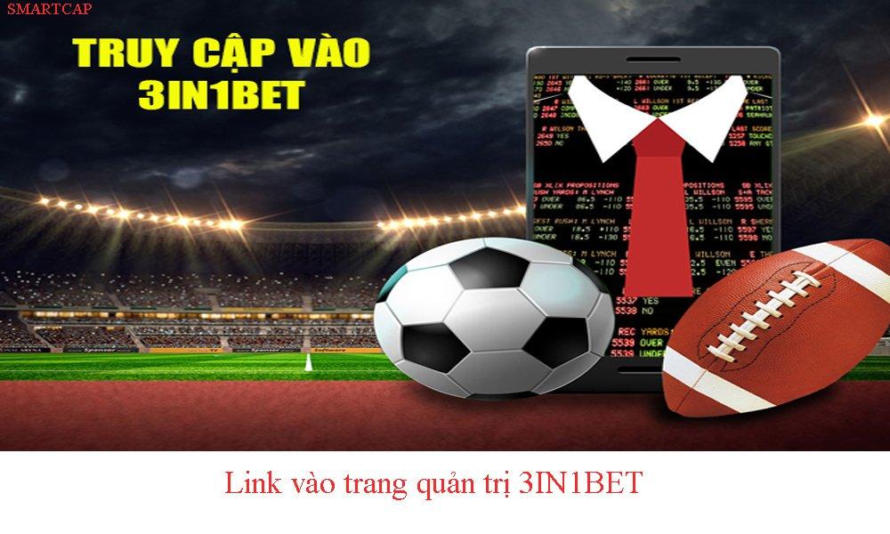 Link vào trang quản trị 3IN1BET